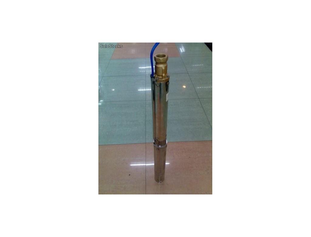 Bomba de agua sumergible para pozos barrena euro punto for Bomba de agua para pozo